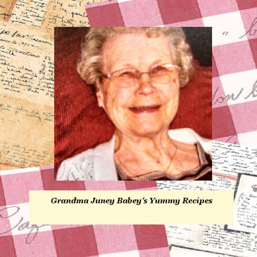 Grandma June's Yummy Receipes