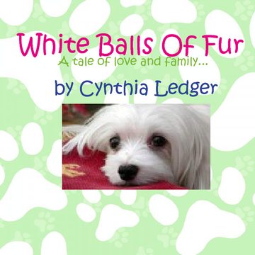 White Balls Of Fur