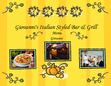 Giovanni's Italian Styled Bar & Grill