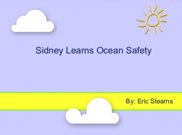 Sidney Learns Ocean Safety