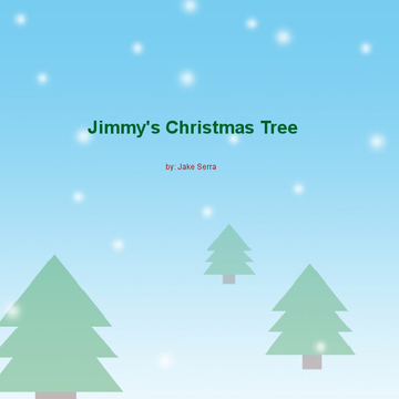 Jimmy's Chistmas tree