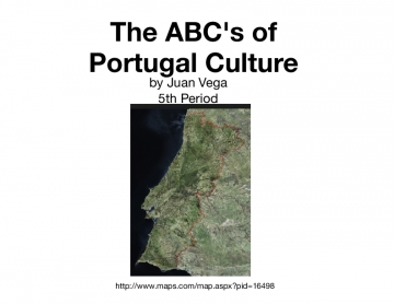 The ABC's of Portugal
