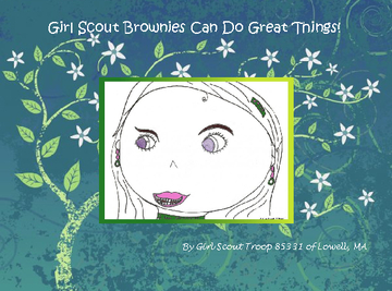Girl Scout Brownies Can Do Great Things!