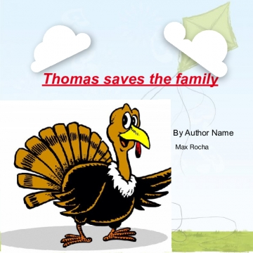 Thomas the turkey