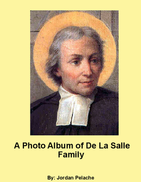 A Photo Album Of The De La Salle Family