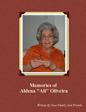 Warm Memories of Ali Oliveira