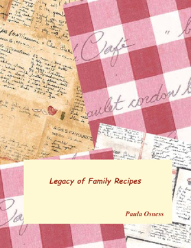 Legacy of Recipes