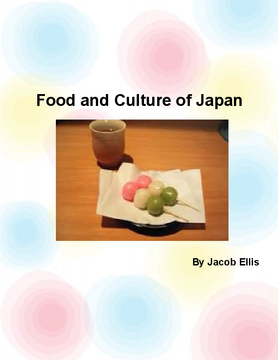 Food and Culture of Japan