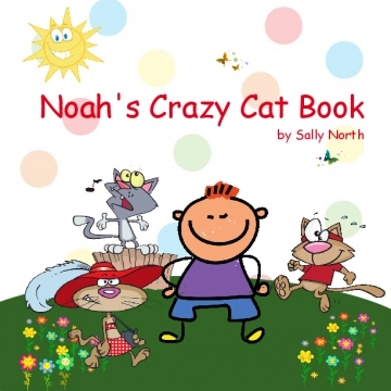 Noah's Crazy Cat Book