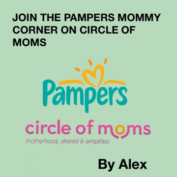 JOIN PAMPERS MOMMY CORNER ON CIRCLE OF MOMS