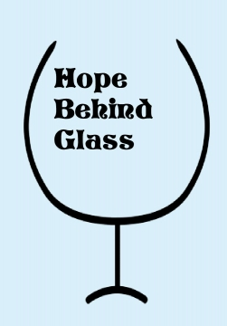 Hope Behind Glass