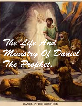 The Ministries Of Daniel & Jonah