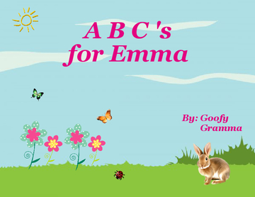 A B C 's  for Emma