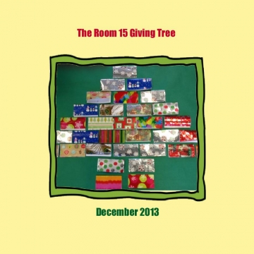 The Room 15 Giving Tree