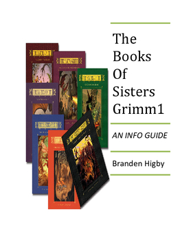 The Books Of Sisters Grimm 1