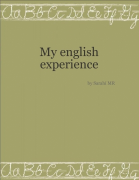 My english experience