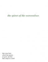 spiret of the werewolves