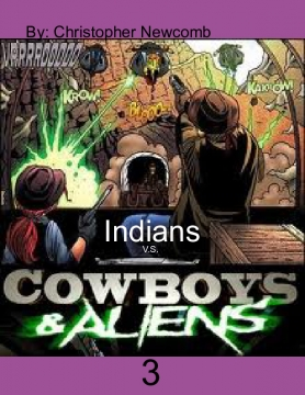 Indians V.S. Cowboys and Aliens 3