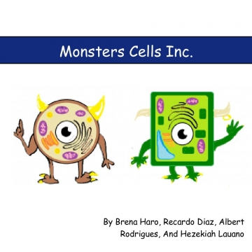 The Monster Cells Inc.