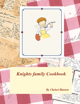 Knight Family Cookbook
