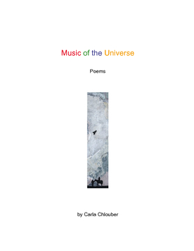 Music of the Universe