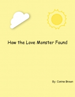 how the love monster found its peach
