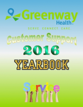 2016 Customer Support Yearbook