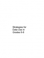 Strategies for 6-8 Classrooms