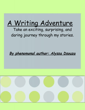 A Writing Adventure