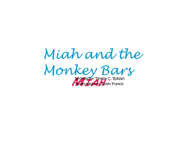 Miah and the Monkey Bars