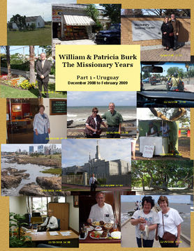 William & Patricia Burk: The Missionary Years