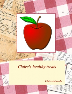 Claire's healthy treats