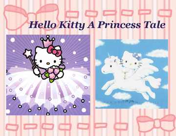 Hello Kitty A Princess Tale