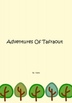 Adventures Of Tafraout