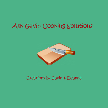 Ask Gavin Cooking Solutions