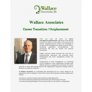 Wallace Associates: Career Transition / Outplacement