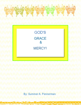 God's Grace and Mercy