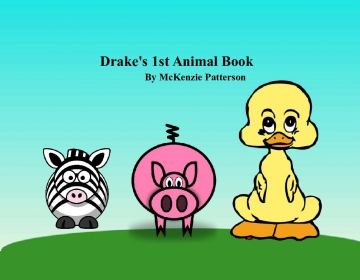 Drake's 1st Animal Book