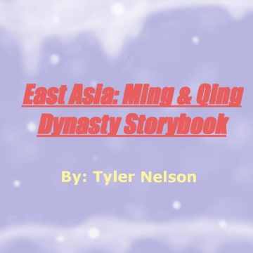 East Asian Storybook