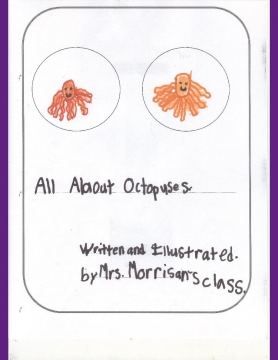 Morrison- All About Octopuses