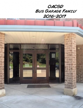 OACSD Bus Garage 2016-2017