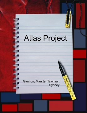 My Atlas Project