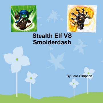 Stealth elf VS Smolderdash