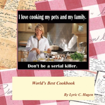 World's Best Cookbook