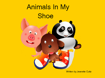 Animals In My Shoe