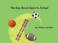 The Day Brock Goes to School