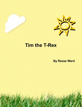 Tim The T-Rex