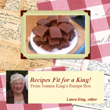 Recipes Fit for a King...