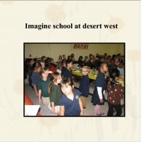 Imagine school at desert west