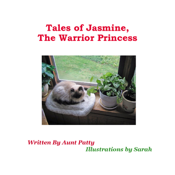 The Tale of Jasmine, The Warrior Princess